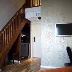 Comfort Hotel Park 3* Апартаменты с различными типами кроватей фото 12