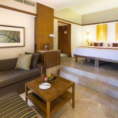 Отель Grand Hyatt Bali 5* Улучшенный номер с различными типами кроватей фото 4
