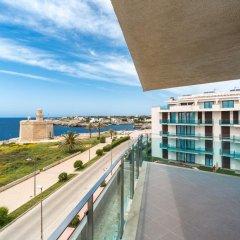 Отель Apartotel Ferrer Skyline Испания, Сьюдадела - отзывы, цены и фото номеров - забронировать отель Apartotel Ferrer Skyline онлайн балкон фото 3