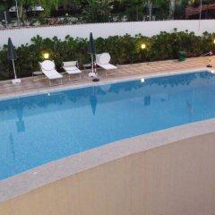 Отель Bulla Regia Фонтане-Бьянке бассейн