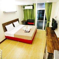 Отель AC Sport Village 3* Стандартный номер с различными типами кроватей фото 2
