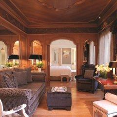 Отель Hassler Roma 5* Люкс с различными типами кроватей фото 3