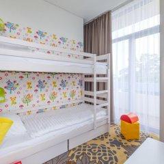 Hotel Lielupe by SemaraH 4* Стандартный семейный номер с двуспальной кроватью фото 3
