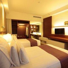 Best Western Premier Hotel Kukdo 4* Стандартный номер с различными типами кроватей фото 5