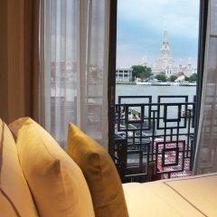 Отель Riva Arun Bangkok 4* Номер Делюкс с различными типами кроватей фото 21