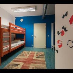 United Backpackers Hostel Кровать в общем номере с двухъярусной кроватью фото 4