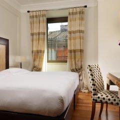 UNA Hotel Roma 4* Стандартный номер с двуспальной кроватью фото 4