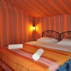 Отель Auberge Sahara Garden Марокко, Мерзуга - отзывы, цены и фото номеров - забронировать отель Auberge Sahara Garden онлайн комната для гостей фото 4