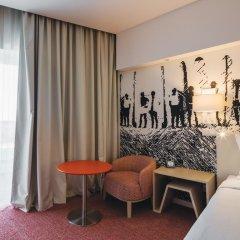 Отель MH Peniche 4* Стандартный номер разные типы кроватей фото 8