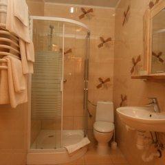 Art Hotel Vykrutasy 3* Люкс с различными типами кроватей фото 8