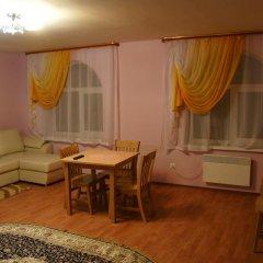Гостиница Соловецкая Слобода комната для гостей фото 19