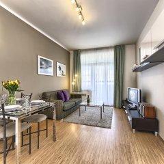 Апартаменты National Theatre Apartments Прага комната для гостей фото 4