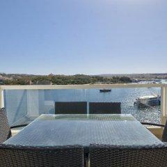Отель Exceptional Tigne Seafront Слима балкон