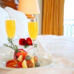 Отель GR Solaris Cancun - Все включено 5* Семейный номер Делюкс с двуспальной кроватью фото 4