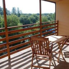 Гостиница Сафари балкон