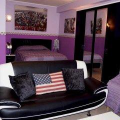 Отель Aparthotel Résidence Bara Midi 3* Улучшенные апартаменты с различными типами кроватей фото 7