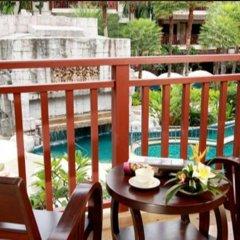 Отель Kata Palm Resort & Spa 4* Номер Делюкс с двуспальной кроватью фото 3