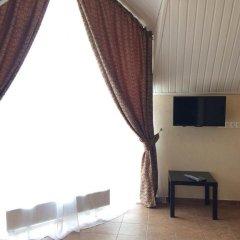 Mini-Hotel GuestHouse Улучшенный номер двуспальная кровать фото 3