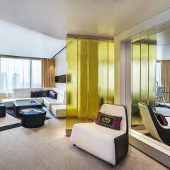 W Bangkok Hotel 5* Стандартный номер с различными типами кроватей фото 4