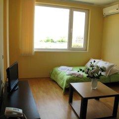 Отель Aparthotel Ruby Болгария, Солнечный берег - отзывы, цены и фото номеров - забронировать отель Aparthotel Ruby онлайн комната для гостей