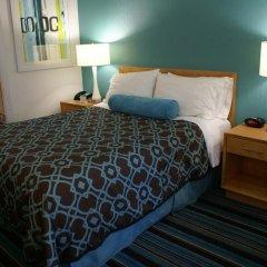 Отель Good Nite Inn West Los Angeles-Century City 2* Стандартный номер с различными типами кроватей фото 3