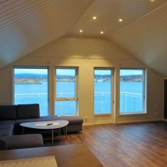 Отель Saltstraumen Brygge 3* Апартаменты с различными типами кроватей фото 11