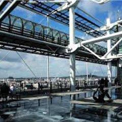 Отель Le Marais Pompidou Center Old Heart Paris Париж приотельная территория