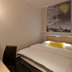Отель Letomotel Munchen City Nord Мюнхен комната для гостей фото 2
