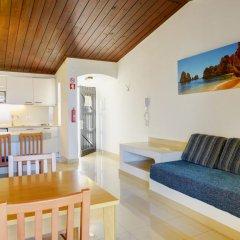 Отель 3HB Golden Beach Улучшенные апартаменты с 2 отдельными кроватями