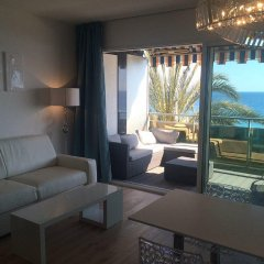 Отель Apart a Nice : A Breathtaking View on the Sea Ницца комната для гостей фото 2
