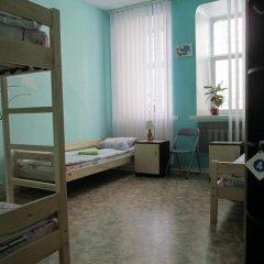 Хостел Delil Кровать в общем номере