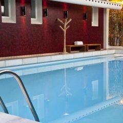 Hotel Koldingfjord бассейн