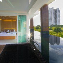 Отель Hamilton Grand Residence 3* Люкс с различными типами кроватей фото 12