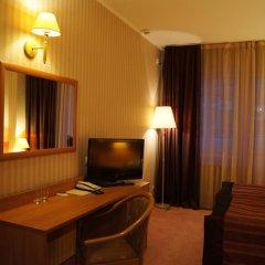 Бизнес-отель Богемия Стандартный номер с различными типами кроватей фото 24