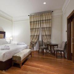 UNA Hotel Roma 4* Люкс с различными типами кроватей