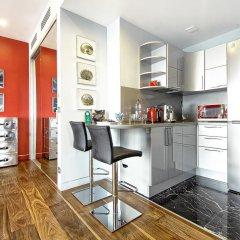Апартаменты Sky Apartments Rentals Service Студия Делюкс с различными типами кроватей фото 17