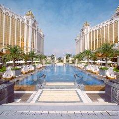 Отель Banyan Tree Macau Люкс с различными типами кроватей фото 4