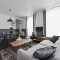 Отель Black Pearl Франция, Париж - отзывы, цены и фото номеров - забронировать отель Black Pearl онлайн комната для гостей фото 4