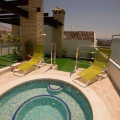 Отель Posada de Momo бассейн