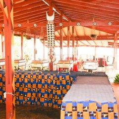 Отель Afrikiko River Front Resort питание
