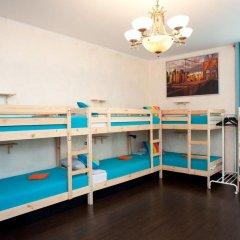 Europa Hostel Кровать в общем номере с двухъярусной кроватью фото 13