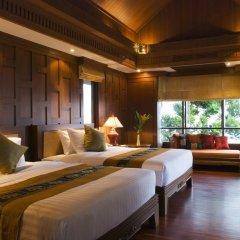 Отель Rawi Warin Resort and Spa 4* Люкс с различными типами кроватей