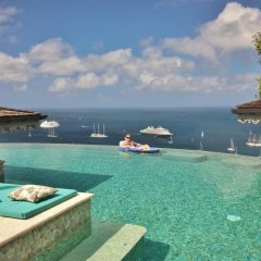 Отель Tropical Hideaway 4* Улучшенные апартаменты с различными типами кроватей фото 30