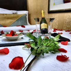 Отель Hilton Garden Inn Bethesda 3* Стандартный номер с различными типами кроватей фото 3