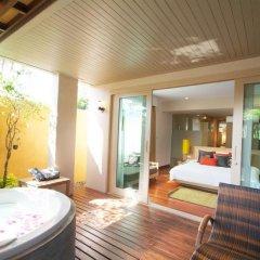 Отель Pakasai Resort 4* Люкс с различными типами кроватей фото 3