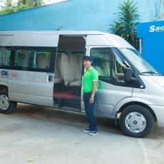 Отель Homestead Phu Quoc Resort городской автобус