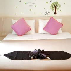 Phuthara Hostel Номер Делюкс с различными типами кроватей фото 18