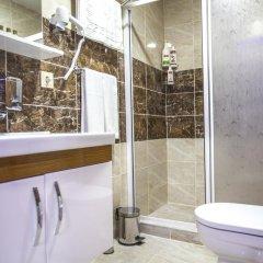 Отель Papatya Apart Стамбул ванная