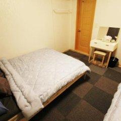 The City Hostel Hongdae Апартаменты с различными типами кроватей фото 18