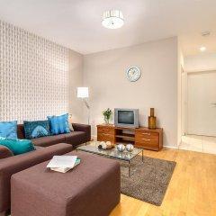 Апартаменты Quality Point Apartment комната для гостей